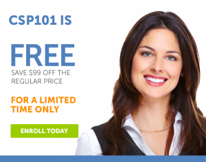CSP Free For  a limited time